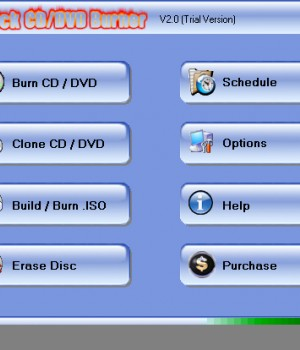 Quick CD/DVD Burner Ekran Görüntüleri - 2