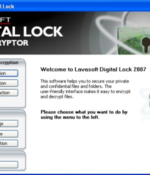 Lavasoft Digital Lock Ekran Görüntüleri - 1
