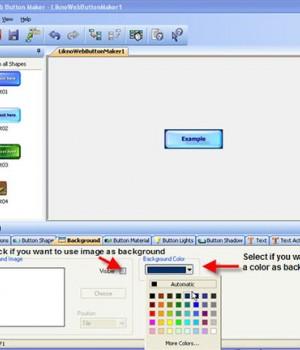 Likno Web Button Maker v2.0 Ekran Görüntüleri - 3