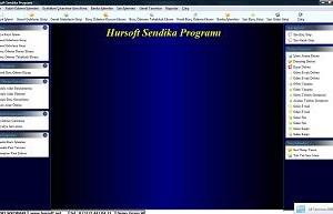 Hursoft Sendika Programı Ekran Görüntüleri - 2