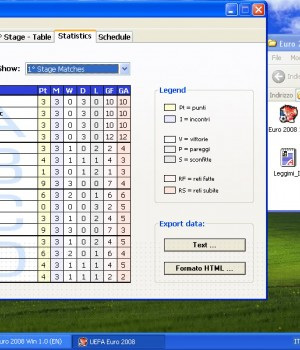 Euro 2008 Ekran Görüntüleri - 1
