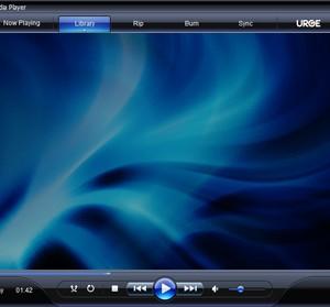 Windows Media Player Ekran Görüntüleri - 3