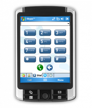 Skype 2.2 for Pocket PC Ekran Görüntüleri - 3
