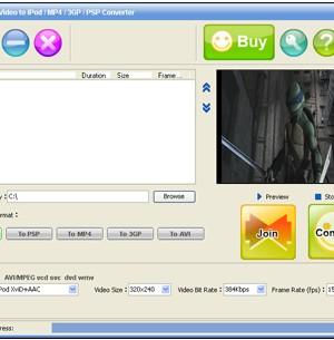 Coolsoft Video Converter Ekran Görüntüleri - 1