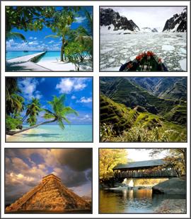 World Travel 3 Screensaver Ekran Görüntüleri - 1