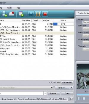 Xilisoft DPG Converter Ekran Görüntüleri - 1