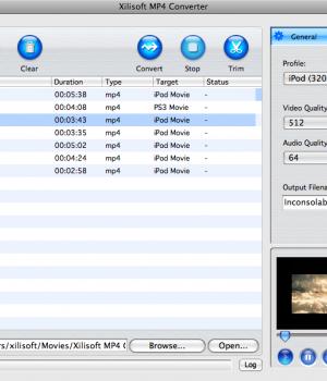 MP4 Converter for Mac Ekran Görüntüleri - 1
