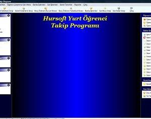 Hursoft Yurt Programı Ekran Görüntüleri - 2