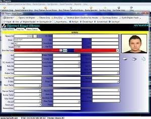 Hursoft Yurt Programı Ekran Görüntüleri - 1