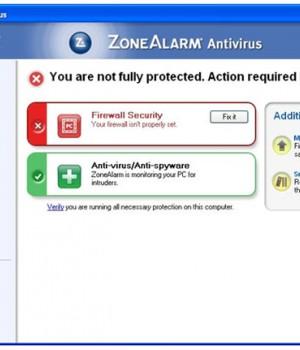 ZoneAlarm Antivirus Ekran Görüntüleri - 2