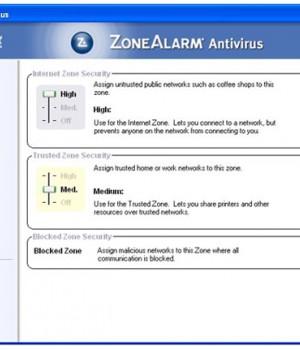ZoneAlarm Antivirus Ekran Görüntüleri - 1