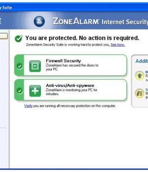 ZoneAlarm Internet Security Suite Ekran Görüntüleri - 3