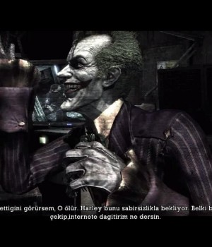 Batman: Arkham Asylum Türkçe Yama Ekran Görüntüleri - 3
