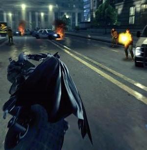 Batman: The Dark Knight Rises Ekran Görüntüleri - 3