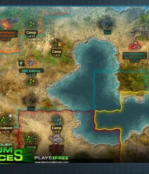 Command & Conquer Tiberium Alliances Ekran Görüntüleri - 4