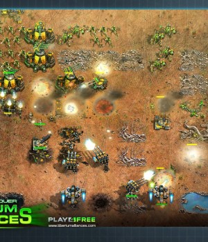 Command & Conquer Tiberium Alliances Ekran Görüntüleri - 2