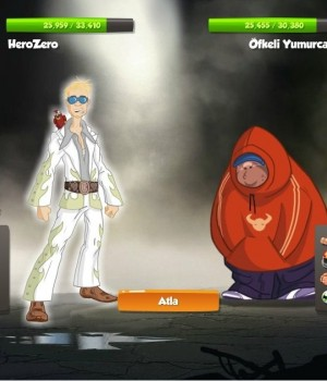 Hero Zero Ekran Görüntüleri - 3