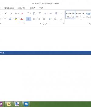 Office 2013 Ekran Görüntüleri - 3
