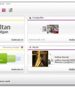 Nokia Suite Ekran Görüntüleri - 3