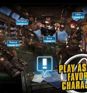 Borderlands Legends Ekran Görüntüleri - 4