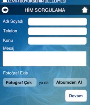 İzmir Büyükşehir Belediyesi Ekran Görüntüleri - 1