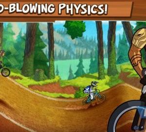 Mad Skills BMX Ekran Görüntüleri - 1