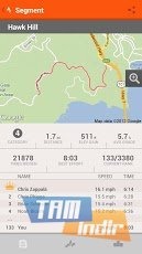 Strava Cycling Ekran Görüntüleri - 3