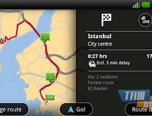 TomTom Turkey Ekran Görüntüleri - 1