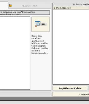 Ri-Mer Email Finder Ekran Görüntüleri - 1