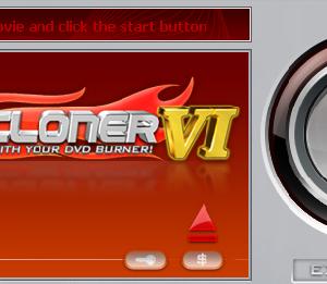DVD-Cloner Ekran Görüntüleri - 1