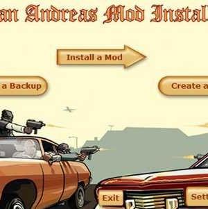 San Andreas Mod Installer Ekran Görüntüleri - 1