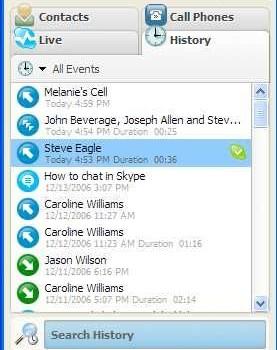 Skype (Linux) Ekran Görüntüleri - 2
