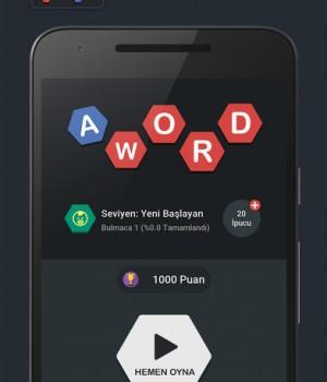 A Word Kelime Oyunu Ekran Görüntüleri - 4