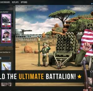Battle Islands: Commanders Ekran Görüntüleri - 5