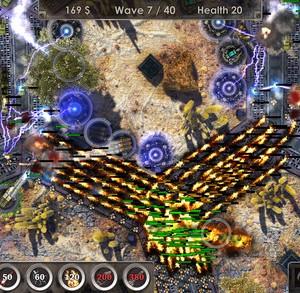 Defense Zone 3 Ekran Görüntüleri - 1