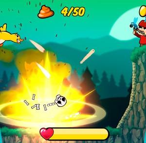 Duck'n'Dump Ekran Görüntüleri - 2