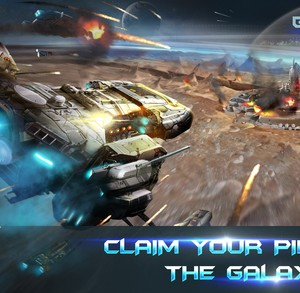 Galaxy Fleet: Alliance War Ekran Görüntüleri - 5