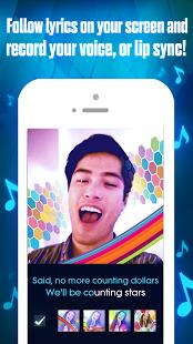 Just Sing Ekran Görüntüleri - 1