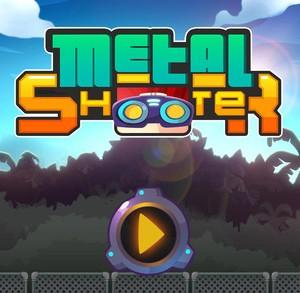 Metal Shooter: Run and Gun Ekran Görüntüleri - 1