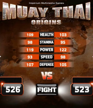 Muay Thai - Fighting Origins Ekran Görüntüleri - 2