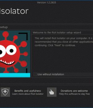 Riot Isolator Ekran Görüntüleri - 1
