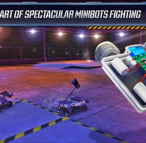 Robot Fighting 2 Ekran Görüntüleri - 4