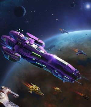 Star Fleet - Galaxy Warship Ekran Görüntüleri - 5