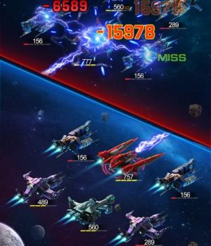 Star Fleet - Galaxy Warship Ekran Görüntüleri - 2