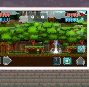 War of Heroes: 2D Multiplayer Online Battle Ekran Görüntüleri - 5