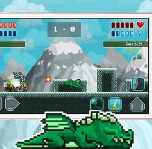 War of Heroes: 2D Multiplayer Online Battle Ekran Görüntüleri - 4
