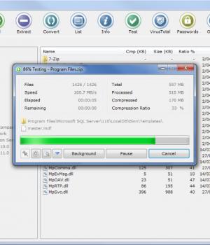 Zipware Ekran Görüntüleri - 2