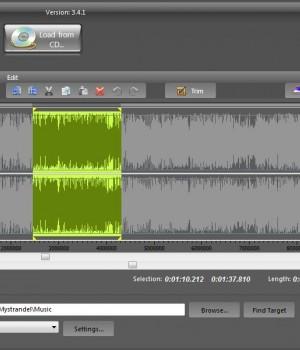 FreeTrim MP3 Ekran Görüntüleri - 1
