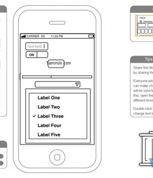 iPhone Mockup Ekran Görüntüleri - 1