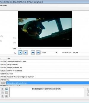 Open Subtitle Editor Ekran Görüntüleri - 1